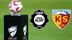 Altay Kayserispor maçı ne zaman saat kaçta ve hangi kanalda