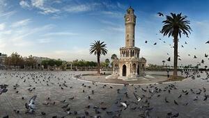 2018de yabancı turistlerin gözdesi İzmir
