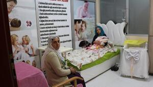 Kozluk Devlet Hastanesine Anne dostu unvanı