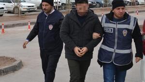 Aksarayda FETÖ operasyonu: 9 gözaltı