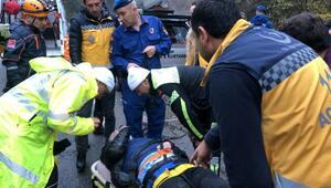 Zonguldak'ta otomobil dereye uçtu: 1 ölü, 1 yaralı (2)- Yeniden