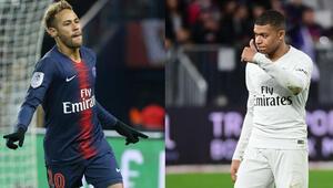 Neymar ve Mbappe CANLI YAYINDA PSGnin iddaa oranı...