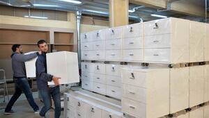 Akkuyu NGSnin ofis mobilyaları yerel firmadan