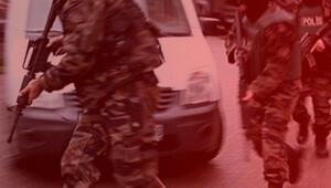 Sarallar grubuna operasyon Gözaltılar var...