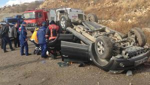 Eski başkan adaylık başvurusuna giderken kazada öldü