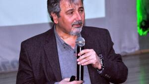 Bitliste Öğretmen-Yazar buluşması konulu sunum