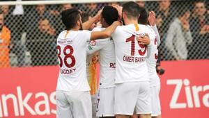 Galatasaray deplasmanda Keçiörengücünü yendi