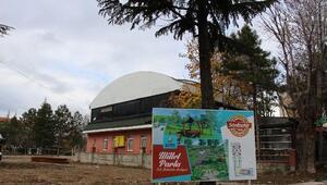 Seydişehir Belediyesi, Millet Parkı çalışmalarına başladı