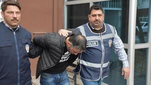 12 suçtan aranırken, saklandığı evde yakalandı