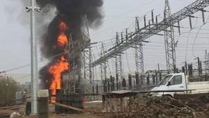 Organize sanayi bölgesinde yangın