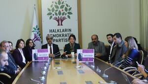 HDPli milletvekillerinin açlık grevi devam ediyor