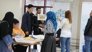 Rizede yabancı öğrenciler Türk sanatı ile buluştu