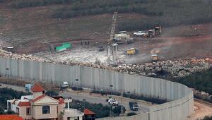 Lübnan sınırındaki hareketlilik sürüyor