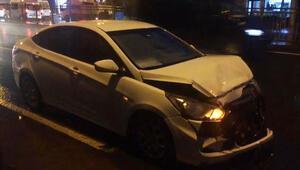 Son dakika... Karadağ Kültür Bakanı İstanbulda kaza geçirdi