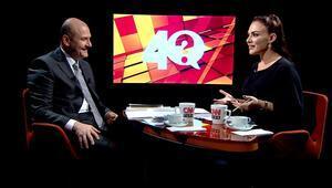 Bakan Soylu ilk kez CNN TÜRKte açıkladı:  Gizli müşteri yöntemi uygulanacak