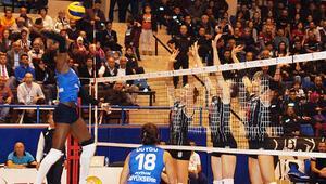 Aydın Büyükşehir Belediyespor 8li finallerde