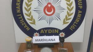 Nazillide uyuşturucu operasyonu: 1 tutuklama