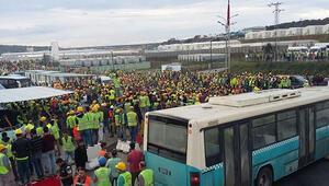 İstanbul Havalimanındaki olaylar: Tutuklu 31 işçiden 30u tahliye edildi