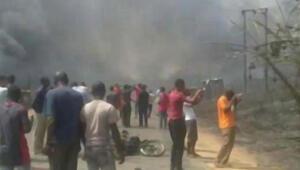 Nijeryada bina çöktü: 17 ölü