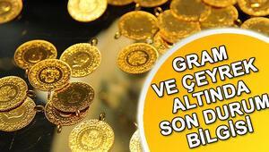 Altın fiyatlarında son durum ne 6 Aralık çeyrek altın ve gram altın fiyatları kapanışta ne kadar oldu
