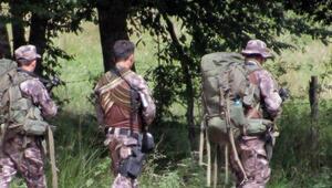 PKKlı teröristler Karadenizde barınamadı