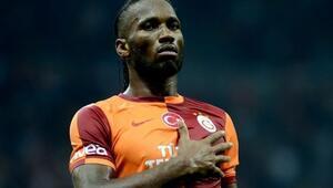 Drogba bombası Galatasaray...