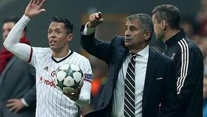 Beşiktaşta Adriano alarmı Şenol Güneş...