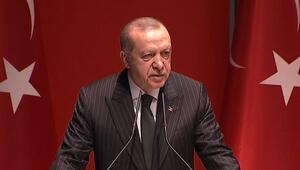 SON DAKİKA Cumhurbaşkanı Erdoğan'dan önemli mesajlar