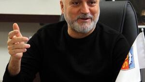Kayserisporun yeni teknik direktörü Karaman: Şimdi birlik zamanı