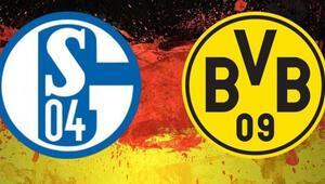 Schalke ile Dortmund karşı karşıya geliyor
