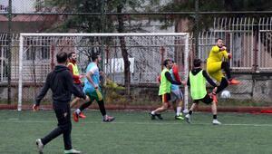 Öğrencilerin futbol turnuvası sona erdi