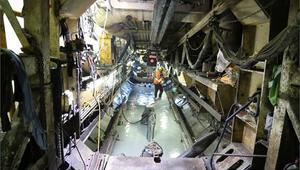 Gerede Tünelinde son 190 metre