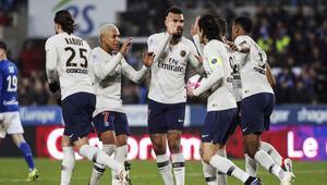 Strasbourg 1-1 PSG (ÖZET)