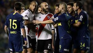 Madridde Libertadores alarmı
