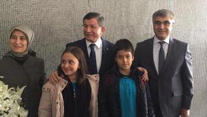 Ahmet Davutoğlu, Karabük Valisi Güreli ziyaret etti