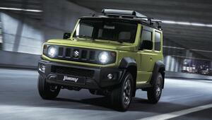 Yeni Suzuki Jimny Türkiye'de satışa sunuldu