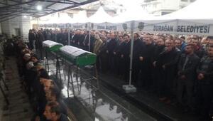 Adaylık başvurusuna giderken kazada ölen MHPliler toprağa verildi
