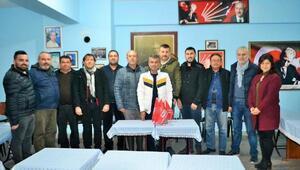 CHP Buldan İlçe Yönetim Kurulundan toplu istifa