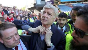 Arsene Wenger bombası Yeni adresi...