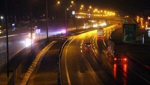 Bolu Dağı Tünelinin Ankara istikameti 19 gün sonra ulaşıma açıldı