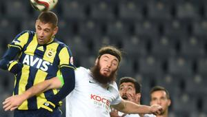 Slimani zinciri kırdı Avantaj Fenerbahçede