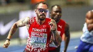 Ramil Guliyeve yılın en iyi atleti ödülü