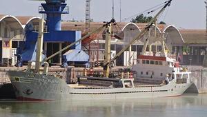Kuzey Ege Denizinde gemi kazası