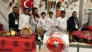 Helal Expo Fuarında Karadeniz mutfağına ilgi