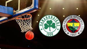 Panathinaikos Fenerbahçe Euroleague maçı bu akşam saat kaçta hangi kanalda canlı olarak yayınlanacak