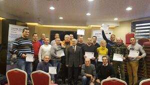AB projesi kapsamında Bulgar partnerlerle toplantı düzenlendi