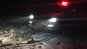 Kar nedeniyle kapanan Çorum-Kastamonu yolu açıldı