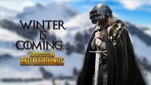 PUBGde kış mevsimi başlıyor