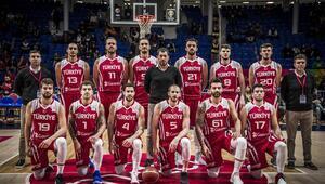 FIBA Dünya Sıralaması açıklandı Türkiye...
