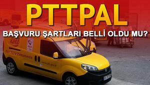 PTT 1100 personel alımı başvuruları ne zaman başlayacak Başvuru şartları belli oldu mu